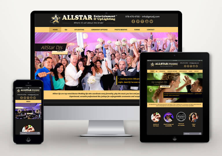 AllStar Entertainment & Uplighting