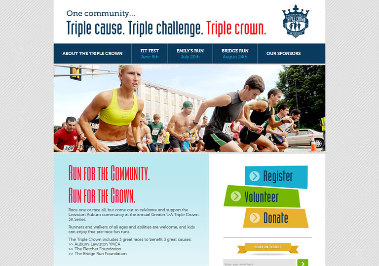 Triple Crown 5K Series